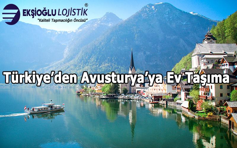 Avusturya'ya Ev Taşıma