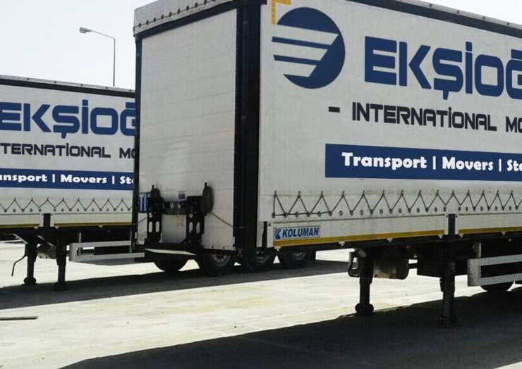 Uluslararası Zati Eşya Taşımacılığı