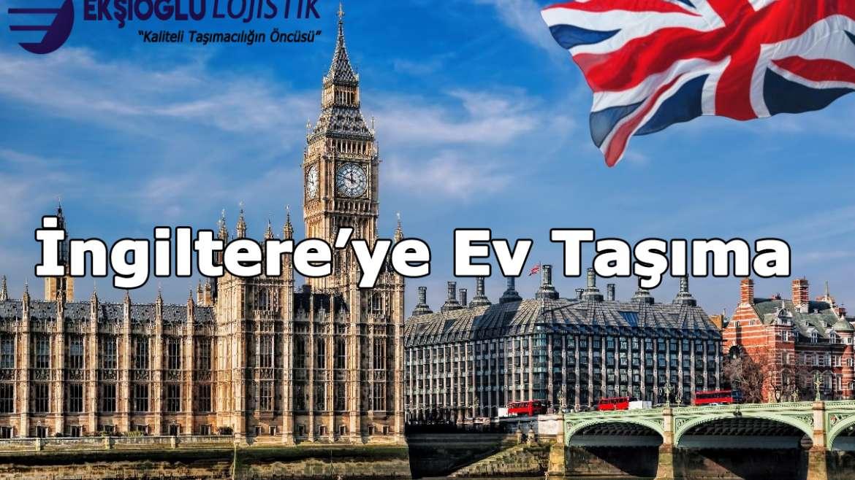 İngiltere'ye Ev Taşıma