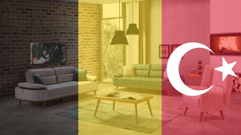Türkiye'den Belçika'ya Mobilya Getirmek