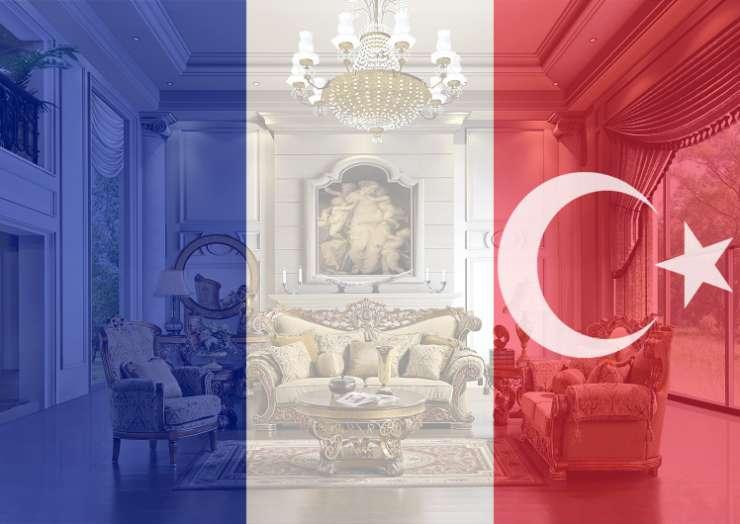 Türkiye'den Fransa'ya Mobilya Getirmek