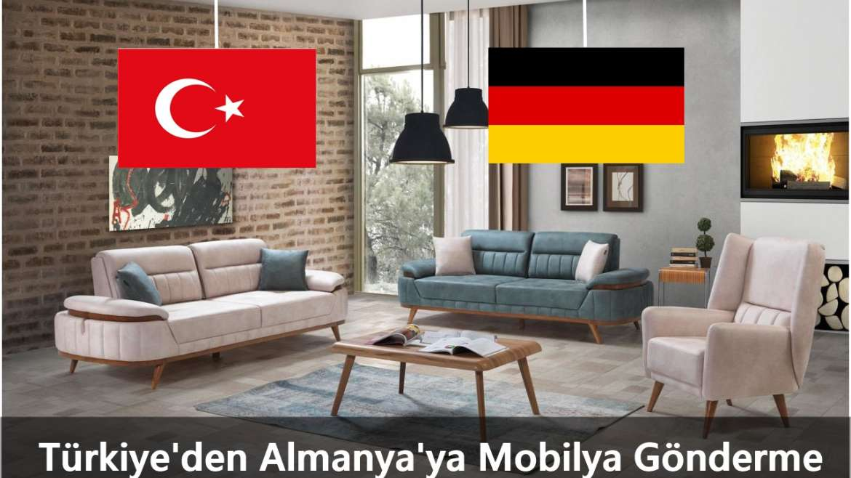 Türkiye'den Almanya'ya Mobilya Getirmek