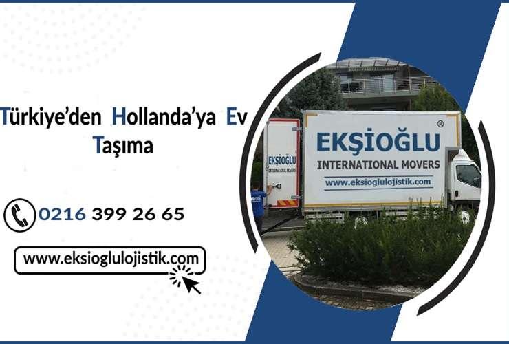 Türkiye'den Hollanda'ya Ev Eşyası Taşıma